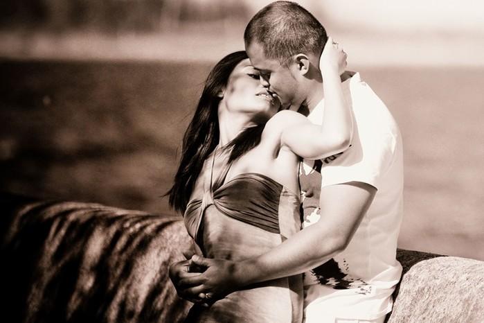 Красивые картинки   влюбленные пары