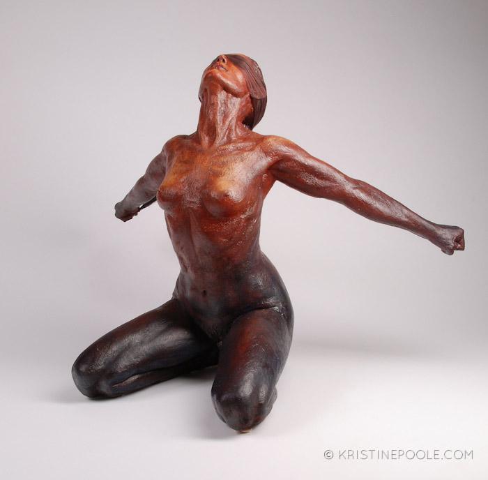 Фигура из глины своими руками 102