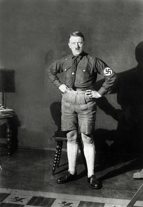 Почему Гитлер выбрал символом нацистов именно свастику