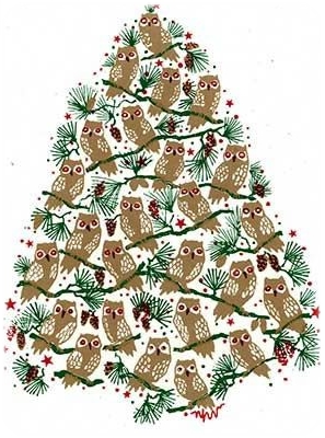 139dc840f17cdf57c91d1fb07544b354--owl-christmas-tree-xmas-trees (297x400, 114Kb)
