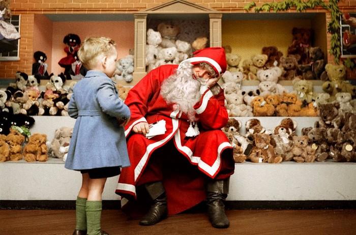 139389539 010218 1552 4 Новогодний винтаж. Как выглядел Санта Клаус 100 лет назад
