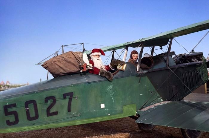 139389545 010218 1552 10 Новогодний винтаж. Как выглядел Санта Клаус 100 лет назад