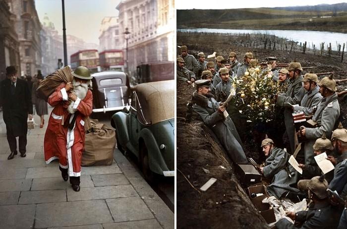 139389547 010218 1552 12 Новогодний винтаж. Как выглядел Санта Клаус 100 лет назад