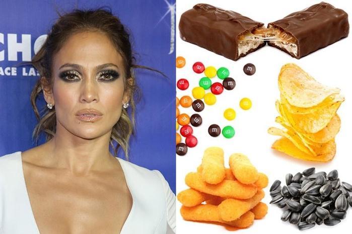 Что едят знаменитости