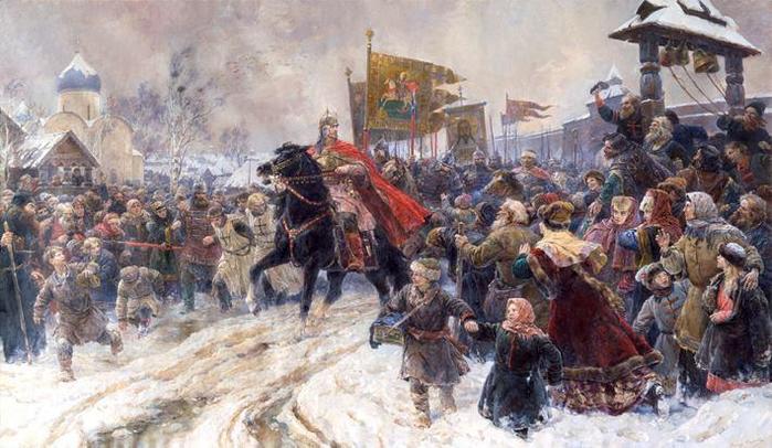 Как сыновья Александра Невского боролись за власть