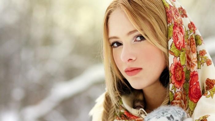 Какими иностранцы представляют русских женщин