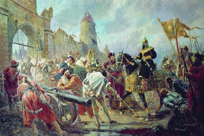 Кого можно считать первым русским царем