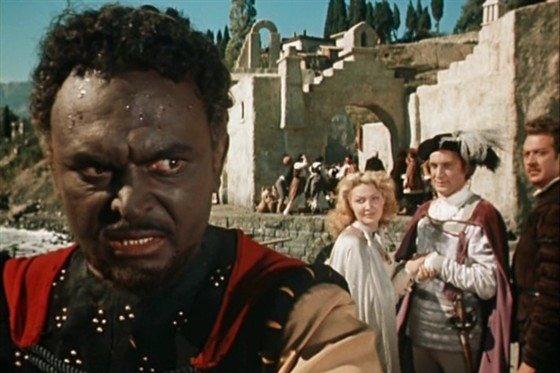 Был ли Отелло чернокожим на самом деле?