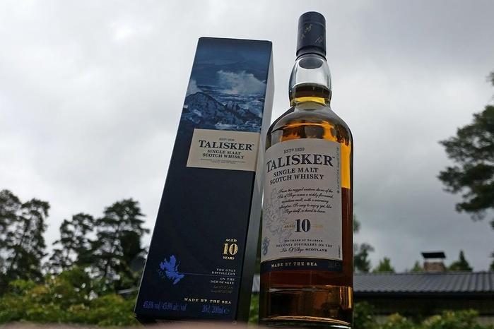 Виски Talisker: «скайское шампанское»