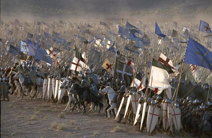 Крестовые походы: самые шокирующие факты