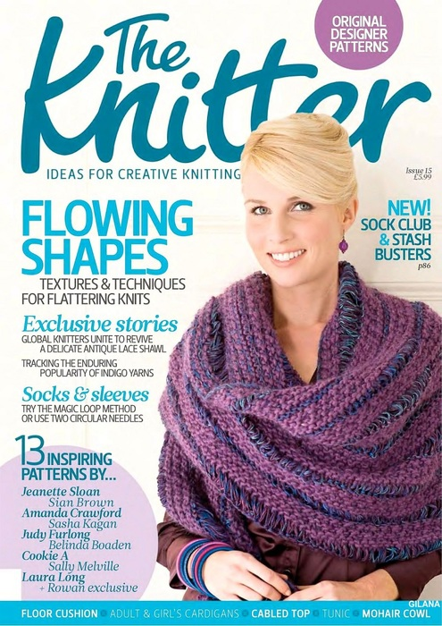 The Knitter Issue 15 2010.