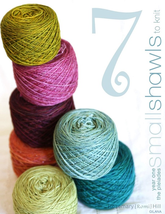 7 Small Shawls to Knit.