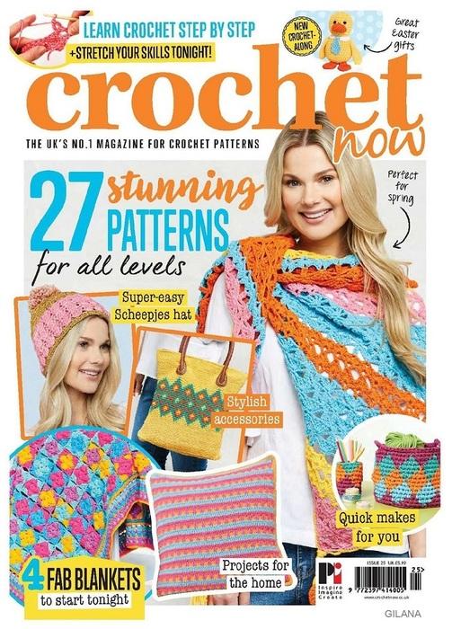 Crochet Now №25 2018.