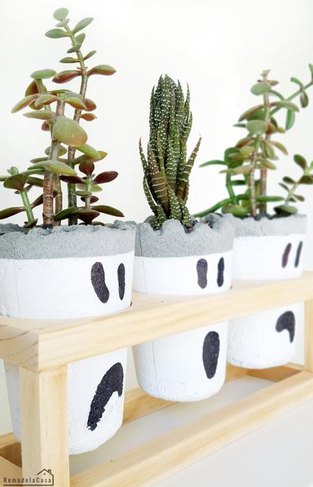 DIY GHOST Concrete planters 3 (450x700, 287Kb)