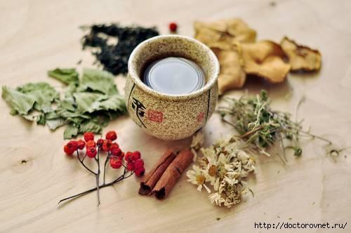 В борьбе с целлюлитом и отеками — пейте дренажные чаи!