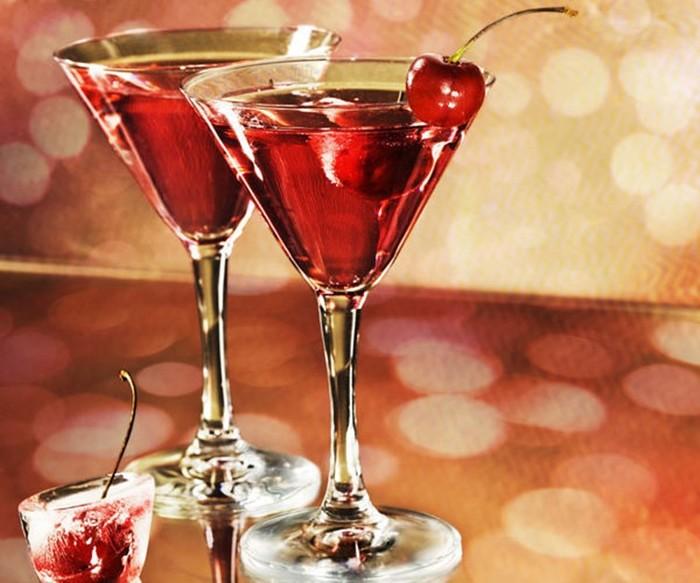 15 коктейлей поцелуев, чтобы официальный праздник сделать личным