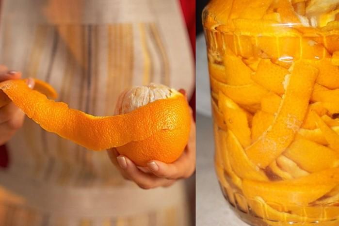 Для чего пригодится кожура от съеденных в декабре мандаринов
