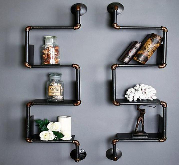 Old-industrial-pipes-retro-art-antique-wrought-iron-wall-display-shelves-display-rack-dormant-decorative-frame (700x644, 282Kb)