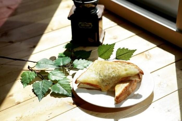 Крок месье и крок мадам: как приготовить горячие сэндвичи по французски