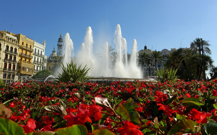 Spain_Fountains_Begonia_438676 (700x437, 441Kb)