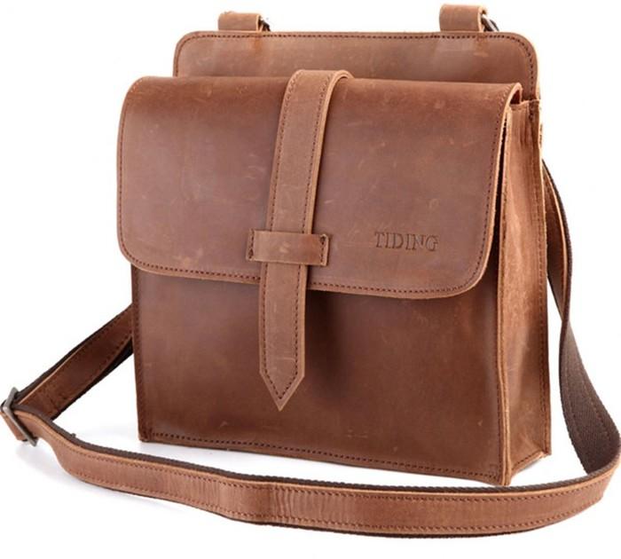 Как правильно подобрать мужскую сумку?