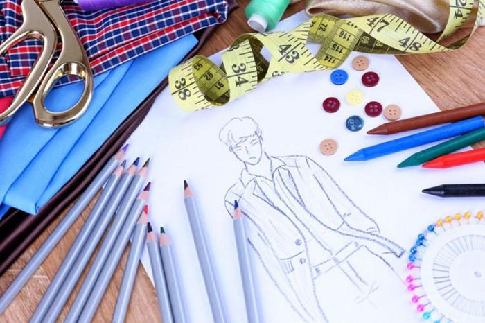 Разработка лекал и пошив образцов – основные этапы создания новых моделей нарядов