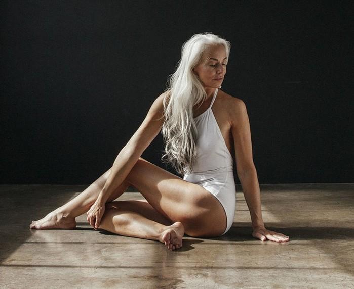Секреты молодости Ясмины Росси, которая в 63 работает моделью