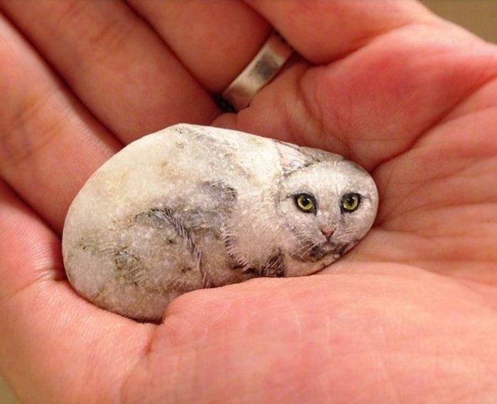 Акие Наката: «У камней есть свои устремления»
