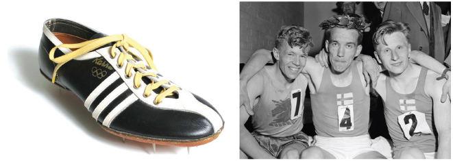 Ади Дасслер: основание компании Adidas