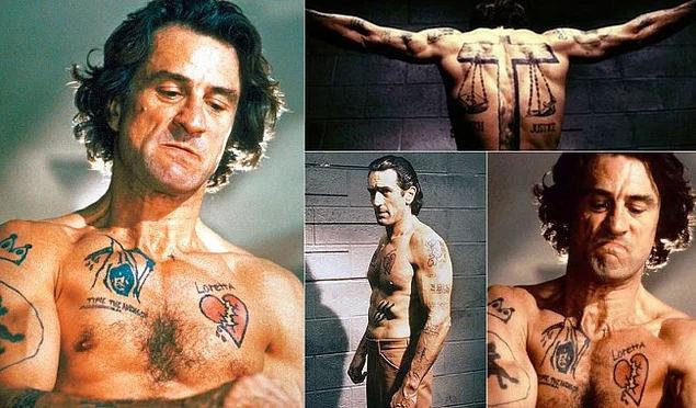 30 лучших татуировок главных героев сериалов и фильмов