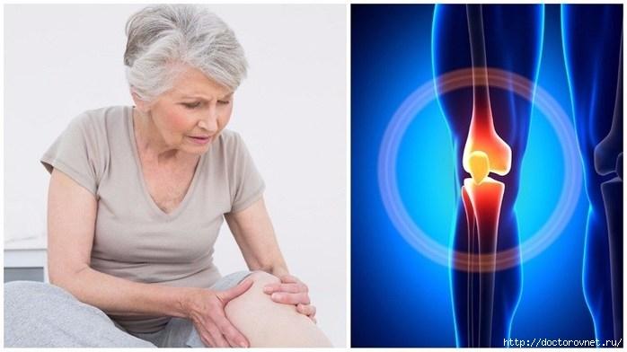 Воспаление и боли в суставах: несколько вариантов для быстрого устранения