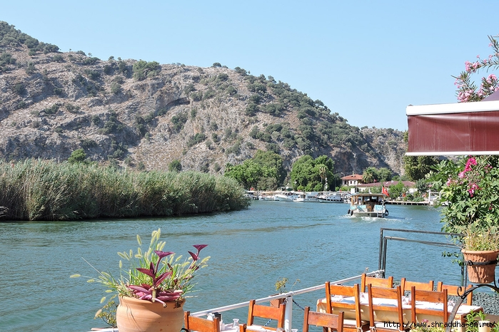Далян, Турция, Dalyan, Turkey, Shraddhatravel (6) (700x466, 339Kb)