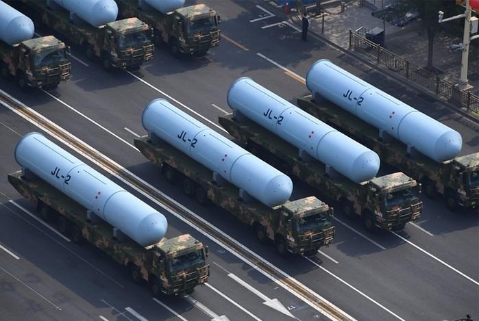 Какие секретные ядерные ракеты есть у Китая