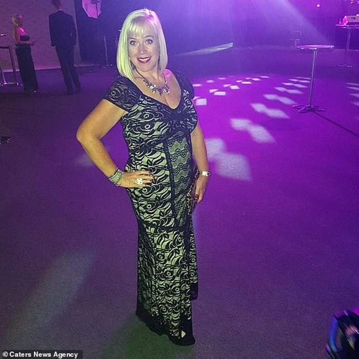 После похорон матери британка поборола избыточный вес