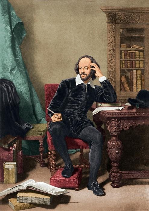 Британская пенсионерка кладоискатель нашла «кольцо Шекспира»