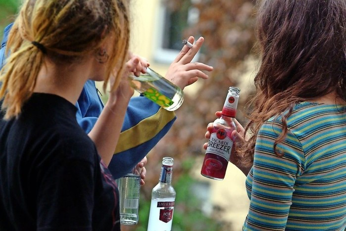 Лидеры по уровню смертности от алкоголя среди регионов России