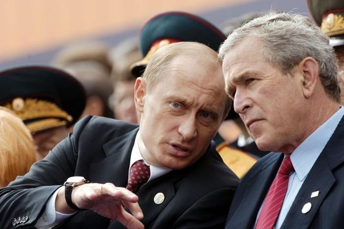 Владимир Путин предупреждал президента США об угрозе терактов 11 сентября