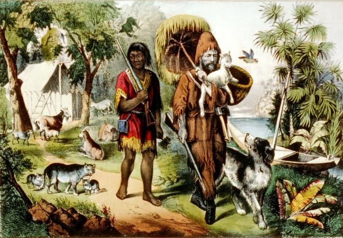 Истории выживания на необитаемых островах