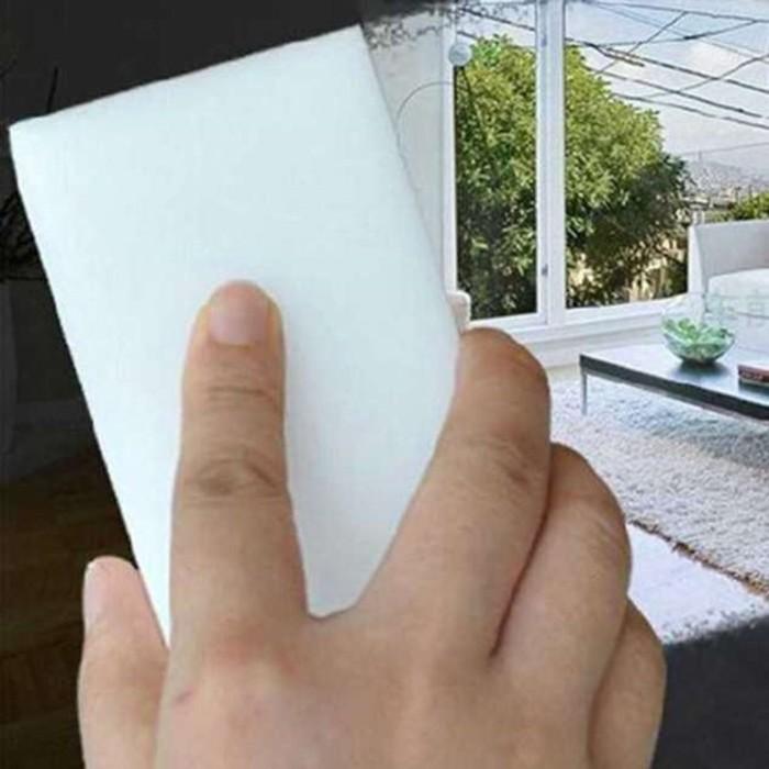 Меламиновая губка: советы по применению современного средства уборки