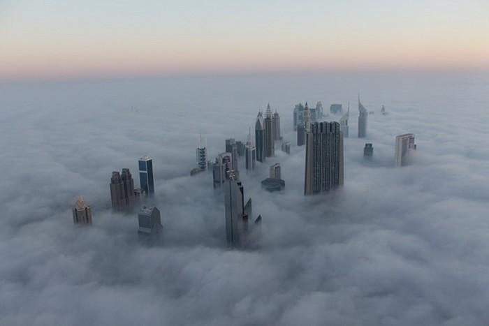 Как Дубай превратился из поселения в пустыне в роскошный город