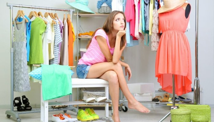 5 золотых правил для уборки в шкафу