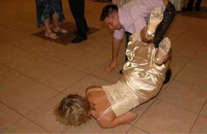 Пьянство защищает от травм?
