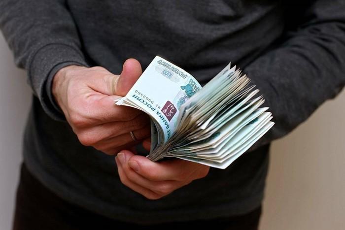 Почему деньги любят  мужчин?