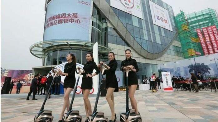 Китайский Шэньчжэнь   «Творческий город дизайна»