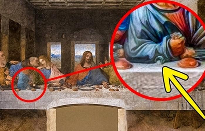 7 загадок Да Винчи, которые пока так и не удалось разгадать