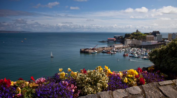 All sizes  Tenby Harbor  Flickr - Photo Sharing! (700x389, 404Kb)