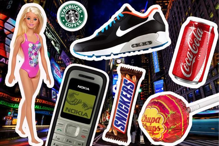 Истории самых известных брендах