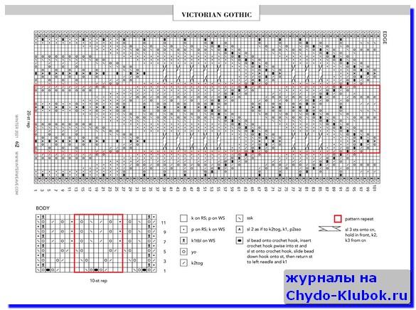 Interweave Knits - Р—РёРјР° 1-7 2021 64 (585x436, 182Kb)