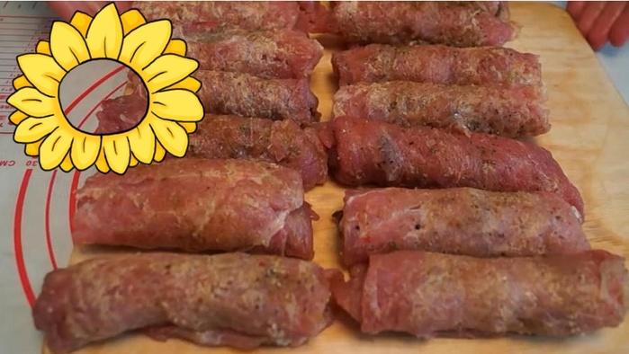 Тушеное мясо «по арабски»! Вкусный рецепт