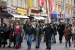 Посмотреть все фотографии серии День святого Патрика в Москве - 2006
